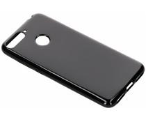 Zwart gel case Honor 7A