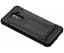 Zwart Rugged Xtreme Case Samsung Galaxy A6 Plus (2018)