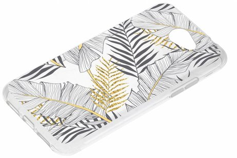 Design Backcover voor General Mobile GM6 - Glamour Botanic