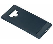 Donkerblauw brushed TPU case Samsung Galaxy Note 9