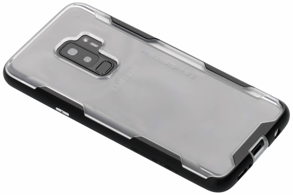 Zwarte Cloak3 Case voor de Samsung Galaxy S9 Plus