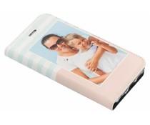 Ontwerp uw eigen iPhone 6 / 6s gel booktype hoes