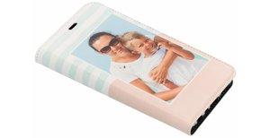 Ontwerp uw eigen Huawei P Smart gel booktype hoes