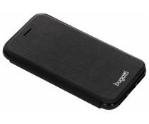 Bugatti Zwart Rugged Booklet Case iPhone 8 / 7