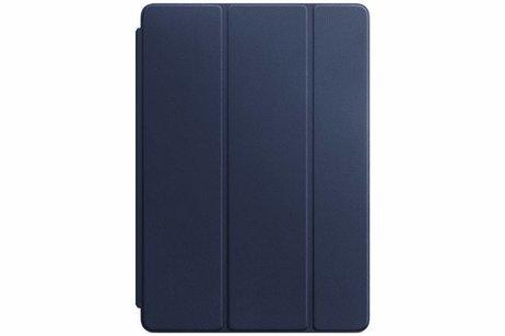 Apple Leather Smart Bookcase voor iPad Pro 10.5 / Air 10.5 - Blauw