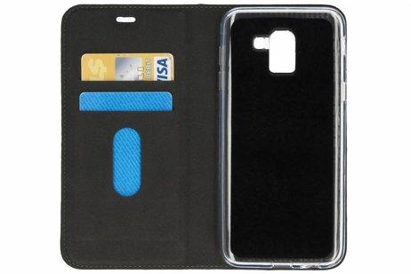 Samsung Galaxy J6 hoesje - Design Softcase Booktype voor