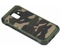 Army Defender Backcover Samsung Galaxy A6 (2018)