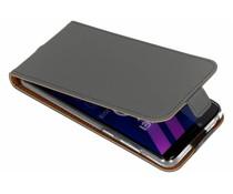 Selencia Luxe Softcase Flipcase Huawei Y6 (2018)