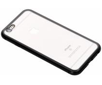 Selencia Zwart magnetisch hoesje iPhone 6 / 6s