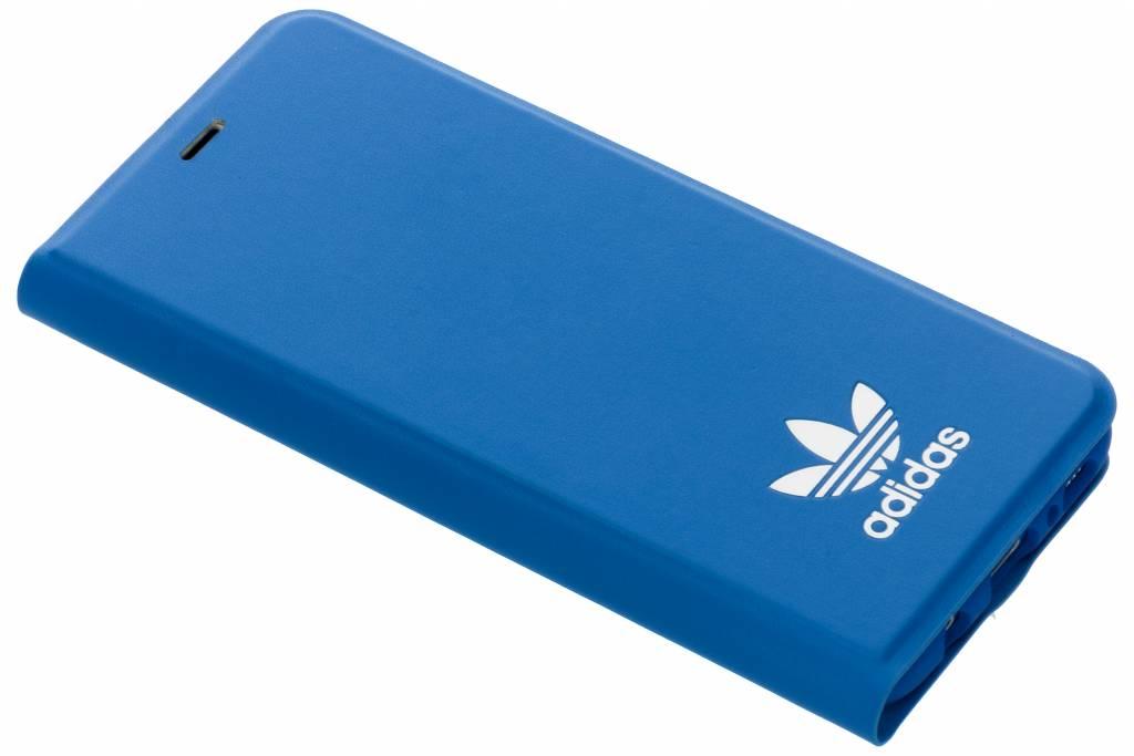 adidas Originals Blauwe Booklet Case voor de Samsung Galaxy S8