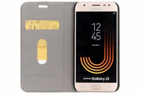 Samsung Galaxy J3 (2017) hoesje - Design Hardcase Booktype voor
