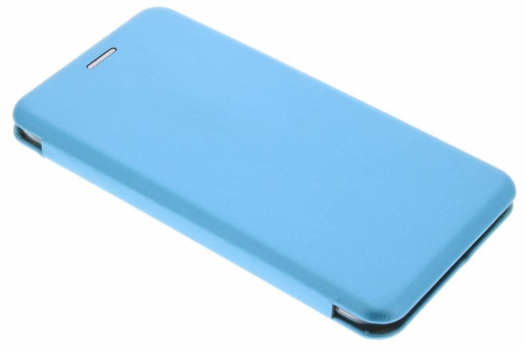 Blauwe Slim Foliocase voor de Motorola Moto G4 (Plus)