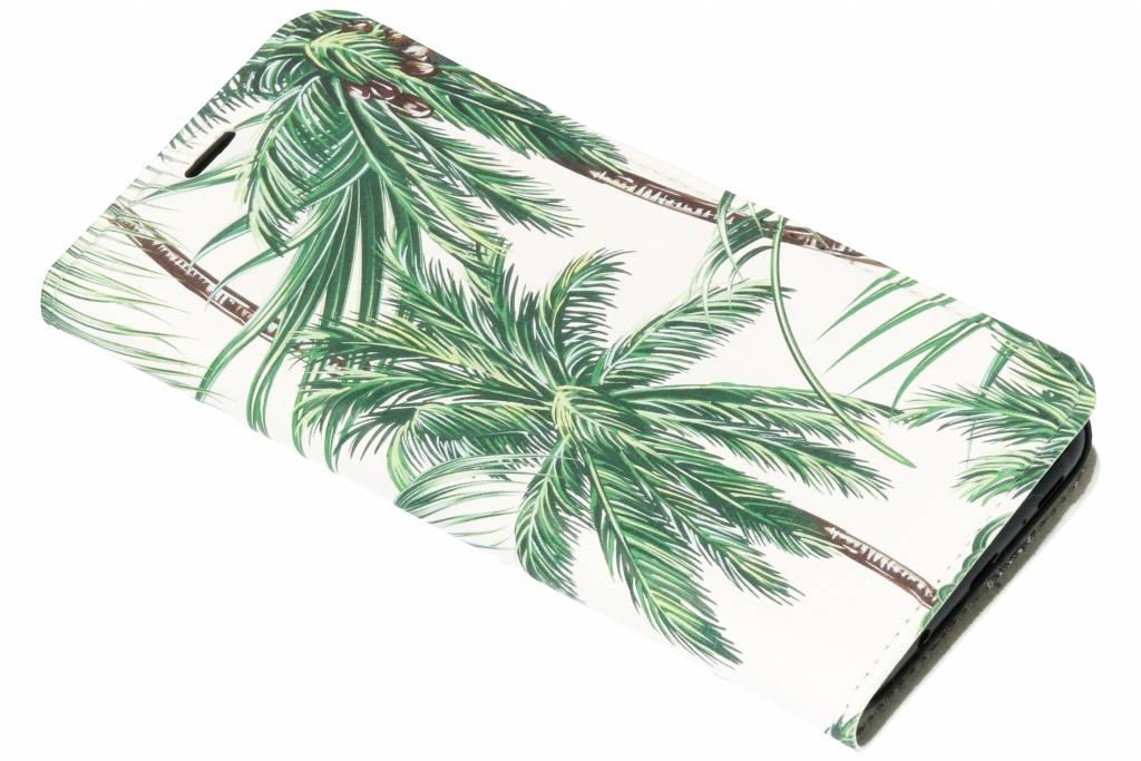 Palmbomen Design Booklet voor de Samsung Galaxy S9 Plus