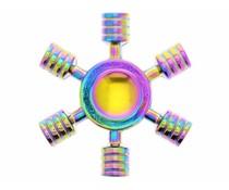 Six Points Fidget Spinner