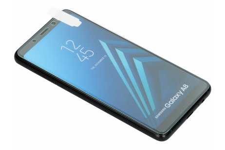 Eiger Tempered Glass Screenprotector voor Samsung Galaxy A8 (2018)