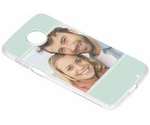 Ontwerp uw eigen Motorola Moto Z3 Play gel hoesje