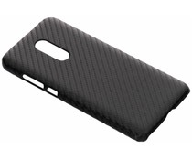 Carbon look hardcase hoesje Xiaomi Redmi 5 Plus