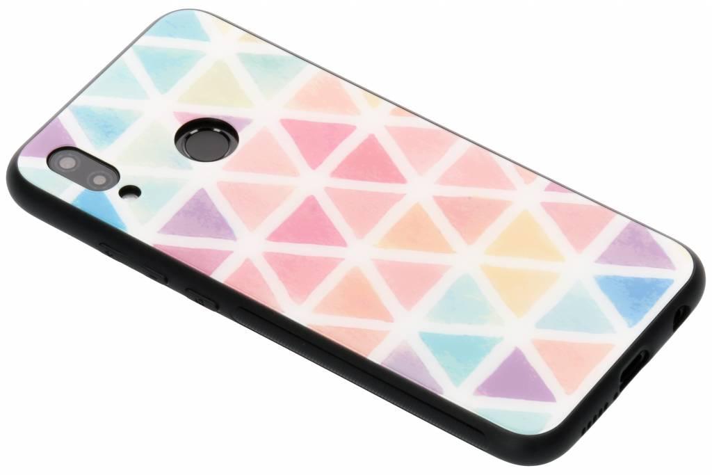 Design Glazen Backcover voor Huawei P20 Lite