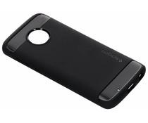 Spigen Zwart Rugged Armor™ Case Motorola Moto G6