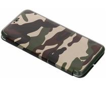 Groen Army Slim Folio Case OnePlus 6