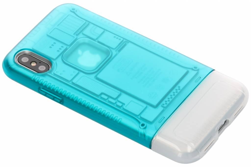 Spigen Turquoise Classic C1™ Case voor de iPhone X