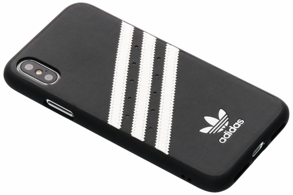 adidas Originals Zwarte Moulded Case Samba voor de iPhone Xs / X