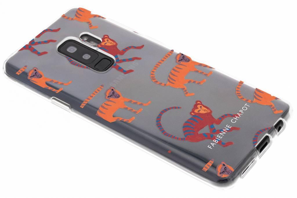 Monkey Softcase voor de Samsung Galaxy S9 Plus