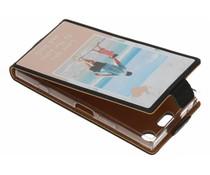 Ontwerp uw eigen Sony Xperia XZ1 Compact flipcase