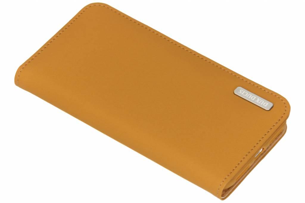 Dux Ducis Bruine Genuine Leather Case voor de iPhone Xs / X