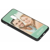 Ontwerp uw eigen Samsung Galaxy A8 (2018) glass case