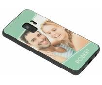 Ontwerp uw eigen Samsung Galaxy S9 glass case