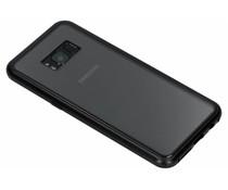 Selencia Zwart magnetisch hoesje Samsung Galaxy S8