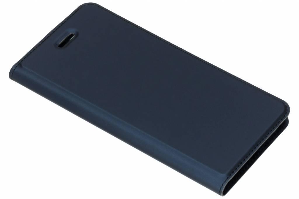 Dux Ducis Slim Softcase Booktype voor Xiaomi Mi A1 - Donkerblauw