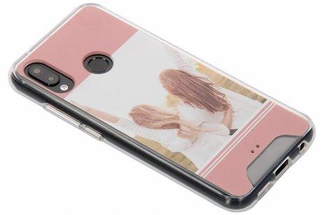 Huawei P20 Lite hoesje - Ontwerp uw eigen Huawei