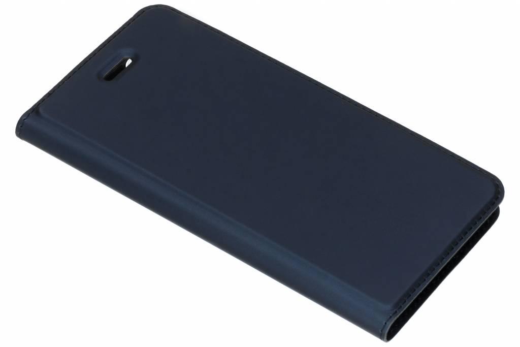 Dux Ducis Blauwe Slim TPU Booklet voor de Xiaomi Redmi Note 5A