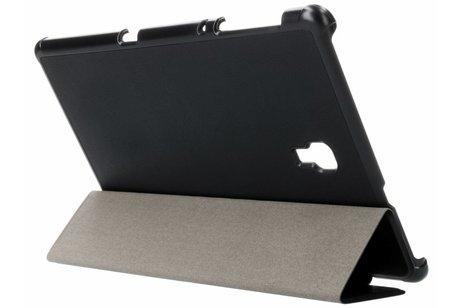Stand Bookcase voor Samsung Galaxy Tab A 10.5 (2018) - Zwart