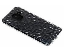 Geometric style siliconen case Samsung Galaxy A8 (2018)