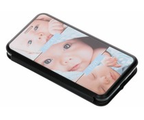Samsung Galaxy S2 (Plus) gel booktype ontwerpen (eenzijdig)