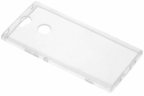 Sony Xperia XA2 Plus hoesje - Softcase Backcover voor Sony