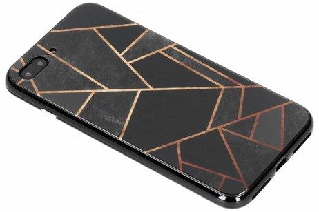 Selencia Design Magnetisch Backcover voor iPhone 8 Plus / 7 Plus