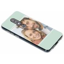 Ontwerp uw eigen Nokia 6.1 Plus gel hoesje