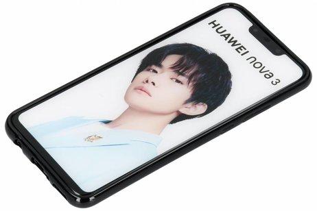 Huawei Nova 3 hoesje - Softcase Backcover voor Huawei