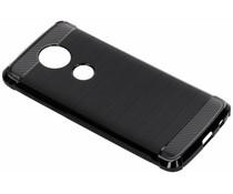 Zwart xtreme siliconen hoesje Motorola Moto E5 Plus