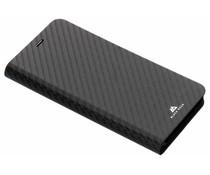 Black Rock Zwart Flex Carbon Booklet Case Samsung Galaxy J6