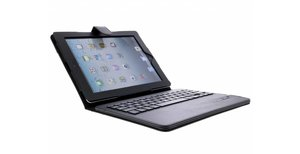 Bluetooth Keyboard Bookcase iPad 2 / 3 / 4