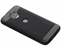 Spigen Zwart Rugged Armor™ Case Motorola Moto G5S Plus