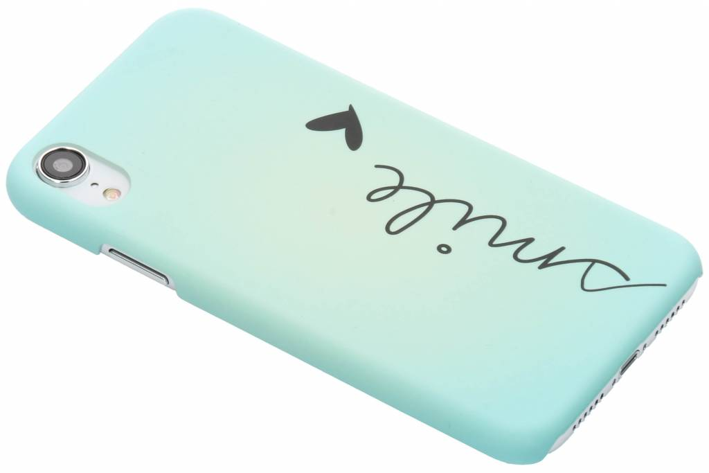 Smile design hardcase hoesje voor de iPhone Xr