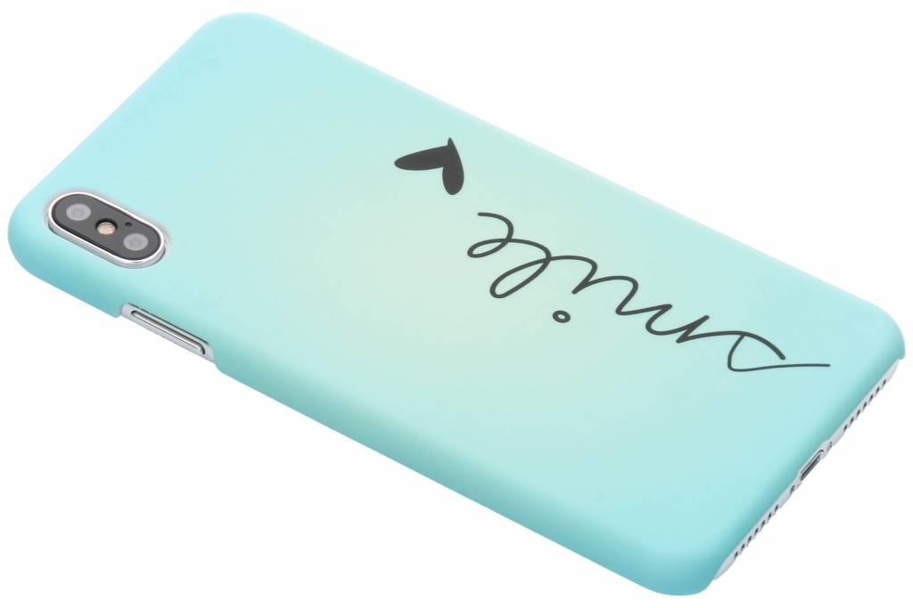 Smile design hardcase hoesje voor de iPhone Xs Max