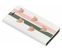 Design Hardcase Booktype Huawei P Smart