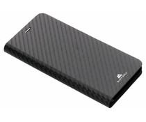Black Rock Zwart Flex Carbon Booklet Case Samsung Galaxy A6 (2018)